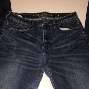 Men's American Eagle Jeans - ripped at both knees